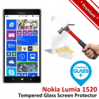 Premium Nokia Lumia 1520 Tempered Glass Screen Protector