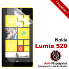 Premium Matte Anti-Fingerprint Nokia Lumia 520 Screen Protector