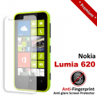 Premium Matte Anti-Fingerprint Nokia Lumia 620 Screen Protector