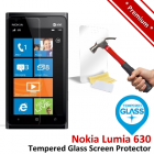 Premium Nokia Lumia 630 Tempered Glass Screen Protector