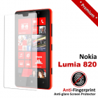 Premium Matte Anti-Fingerprint Nokia Lumia 820 Screen Protector