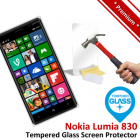 Premium Nokia Lumia 830 Tempered Glass Screen Protector