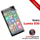 Premium Matte Anti-Fingerprint Nokia Lumia 830 Screen Protector
