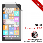 Premium Matte Anti-Fingerprint Nokia Lumia 930 Screen Protector
