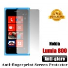 Premium Matte Anti-glare Nokia Lumia 800 Screen Protector
