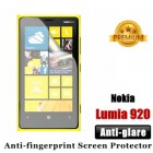 Premium Matte Anti-glare Nokia Lumia 920 Screen Protector