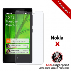 Premium Matte Anti-Fingerprint Nokia X Screen Protector