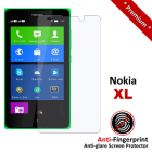 Premium Matte Anti-Fingerprint Nokia XL Screen Protector