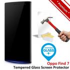 Premium Oppo Find 7 Tempered Glass Screen Protector