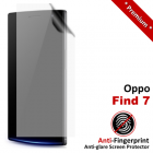 Premium Matte Anti-Fingerprint Oppo Find 7 Screen Protector