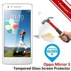 Premium Oppo Mirror 3 Tempered Glass Screen Protector