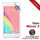 Premium Matte Anti-Fingerprint Oppo Mirror 3 Screen Protector