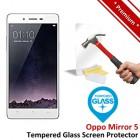 Premium Oppo Mirror 5 Tempered Glass Screen Protector