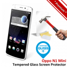 Premium Oppo N1 Mini Tempered Glass Screen Protector
