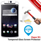Premium Oppo N1 Tempered Glass Screen Protector