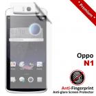 Premium Matte Anti-Fingerprint Oppo N1 Screen Protector