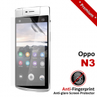 Premium Matte Anti-Fingerprint Oppo N3 Screen Protector