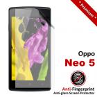 Premium Matte Anti-Fingerprint Oppo Neo 5 Screen Protector