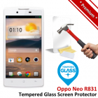 Premium Oppo Neo R831 Tempered Glass Screen Protector