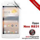 Premium Matte Anti-Fingerprint Oppo Neo R831 Screen Protector