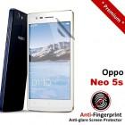 Premium Matte Anti-Fingerprint Oppo Neo 5S Screen Protector
