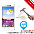 Premium Oppo R1 R829 Tempered Glass Screen Protector