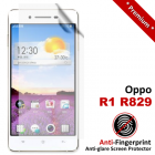 Premium Matte Anti-Fingerprint Oppo R1 R829 Screen Protector