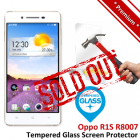Premium Oppo R1S R8007 Tempered Glass Screen Protector