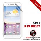 Premium Matte Anti-Fingerprint Oppo R1S R8007 Screen Protector