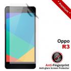 Premium Matte Anti-Fingerprint Oppo R3 Screen Protector