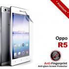 Premium Matte Anti-Fingerprint Oppo R5 Screen Protector
