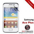 Premium Matte Anti-Fingerprint Samsung Galaxy Ace Plus S7500 Screen Protector