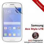 Premium Matte Anti-Fingerprint Samsung Galaxy Ace Style LTE G357 Screen Protector
