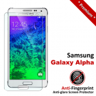 Premium Matte Anti-Fingerprint Samsung Galaxy Alpha SM-G850Y Screen Protector