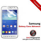 Premium Matte Anti-Fingerprint Samsung Core Advance I8580 Screen Protector
