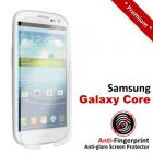 Premium Matte Anti-Fingerprint Samsung Galaxy Core I8262 Screen Protector