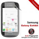Premium Matte Anti-Fingerprint Samsung Galaxy Exhibit T599 Screen Protector