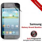 Premium Matte Anti-Fingerprint Samsung Galaxy Grand Quattro I8552 Screen Protector