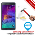 Premium Samsung Galaxy Note 4 Tempered Glass Screen Protector