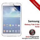 Premium Matte Anti-Fingerprint Samsung Galaxy Tab 3 8.0 T310 Screen Protector