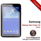 Premium Matte Anti-Fingerprint Samsung Galaxy Tab 3 Lite 7.0 T111 Screen Protector