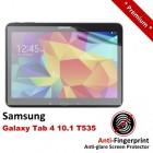 Premium Matte Anti-Fingerprint Samsung Galaxy Tab 4 10.1 T535 Screen Protector