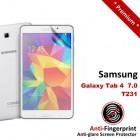 Premium Matte Anti-Fingerprint Samsung Tab 4 7.0 T231 Screen Protector