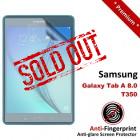 Premium Matte Anti-Fingerprint Samsung Galaxy Tab A 8.0 T350 Screen Protector