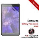 Premium Matte Anti-Fingerprint Samsung Galaxy Tab Active T365 Screen Protector