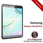 Premium Matte Anti-Fingerprint Samsung Galaxy Tab S2 8.0 Screen Protector