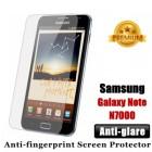 Premium Matte Samsung Galaxy Note N7000 Screen Protector