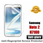 Premium Matte Anti-glare Samsung Note 2 N7100 Screen Protector
