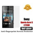 Premium Matte Anti-glare Sony Xperia Acro S LT26W Screen Protector