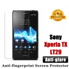 Premium Matte Anti-glare Sony Xperia TX LT29 Screen Protector